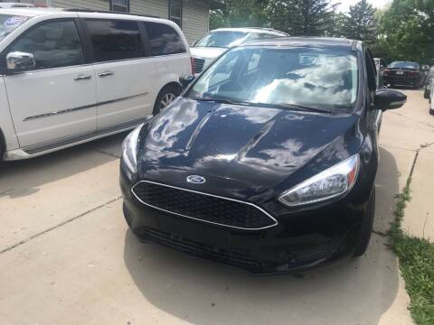 2017 Ford Focus for sale at 3M AUTO GROUP in Elkhart IN