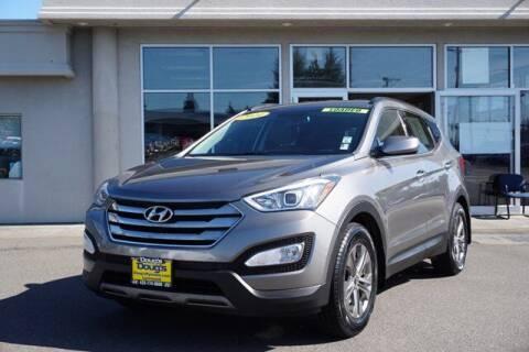 2014 Hyundai Santa Fe Sport for sale at Jeremy Sells Hyundai in Edmunds WA