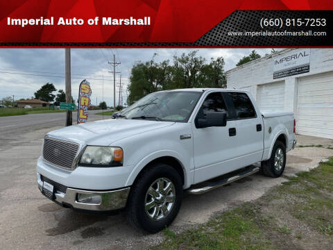 2005 Ford F-150 for sale at Imperial Auto, LLC - Imperial Auto Of Slater in Slater MO