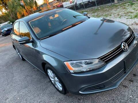 2012 Volkswagen Jetta for sale at Roadmaster Auto Sales in Pompano Beach FL