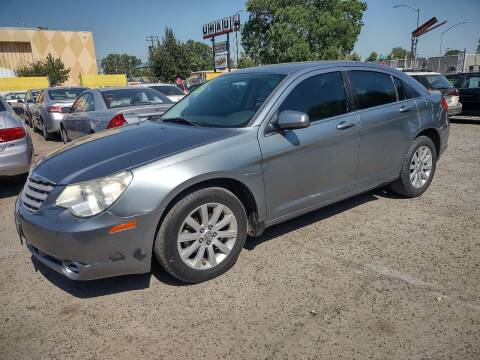 2010 Chrysler Sebring for sale at Larry's Auto Sales Inc. in Fresno CA