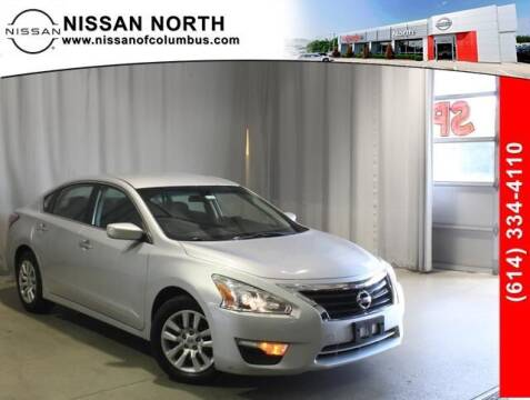 2014 Nissan Altima for sale at Auto Center of Columbus in Columbus OH