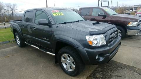 2009 Toyota Tacoma for sale at AutoBoss PRE-OWNED SALES in Saint Clairsville OH