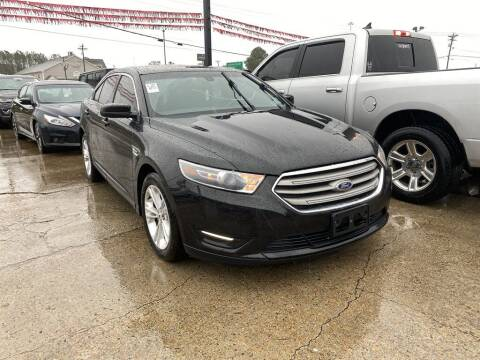 2015 Ford Taurus for sale at Direct Auto in D'Iberville MS