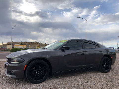 2017 Dodge Charger for sale at 1st Quality Motors LLC in Gallup NM