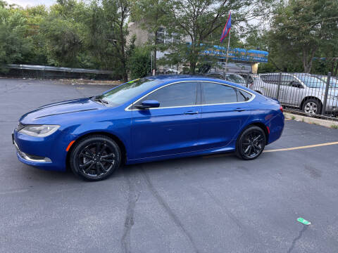 2015 Chrysler 200 for sale at 5 Stars Auto Service and Sales in Chicago IL