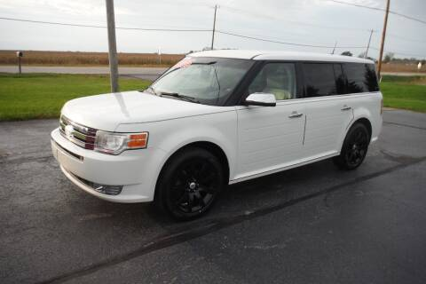 2012 Ford Flex for sale at Bryan Auto Depot in Bryan OH