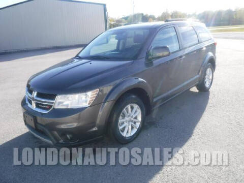 2017 Dodge Journey for sale at London Auto Sales LLC in London KY