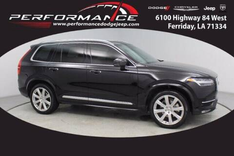 2019 Volvo XC90 for sale at Performance Dodge Chrysler Jeep in Ferriday LA