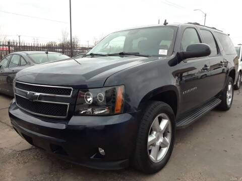 2008 Chevrolet Suburban for sale at Auto Haus Imports in Grand Prairie TX