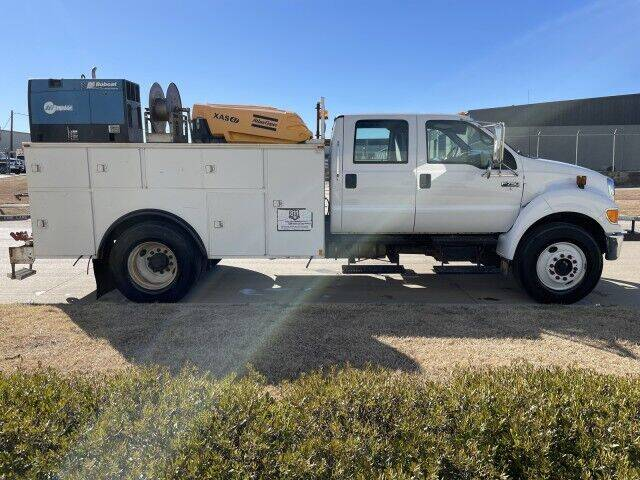 2009 Ford F-750 Super Duty for sale in Mansfield, TX