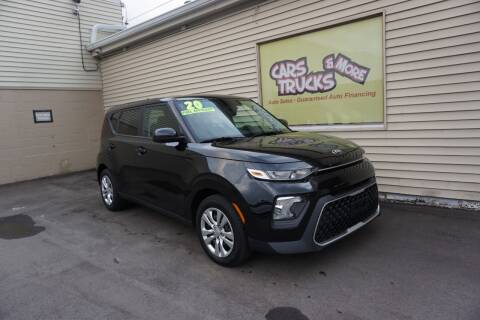 2020 Kia Soul for sale at Cars Trucks & More in Howell MI
