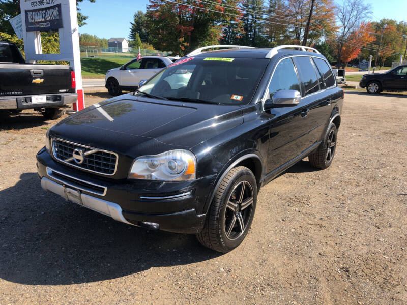 2013 Volvo XC90 for sale at Winner's Circle Auto Sales in Tilton NH