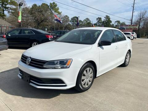 2016 Volkswagen Jetta for sale at Auto Land Of Texas in Cypress TX