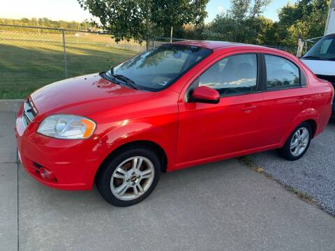2010 Chevrolet Aveo for sale at Revolution Motors LLC in Wentzville MO