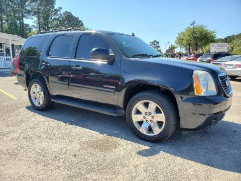 2011 GMC Yukon for sale at Rodgers Enterprises in North Charleston SC