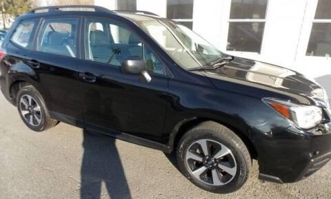 2018 Subaru Forester for sale at Bachettis Auto Sales in Sheffield MA