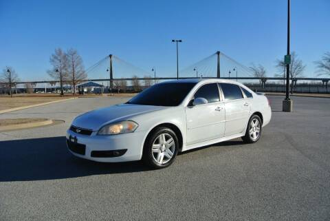 2011 Chevrolet Impala for sale at BRADNICK PAST & PRESENT AUTO in Alton IL