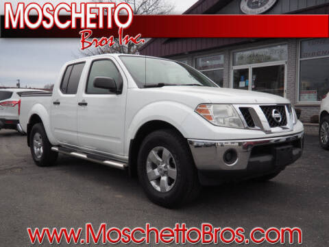 2010 Nissan Frontier for sale at Moschetto Bros. Inc in Methuen MA