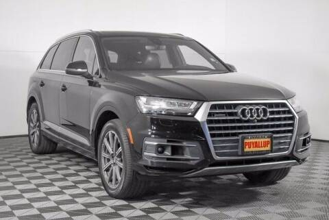 2017 Audi Q7 for sale at Chevrolet Buick GMC of Puyallup in Puyallup WA