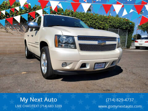 2008 Chevrolet Suburban for sale at My Next Auto in Anaheim CA