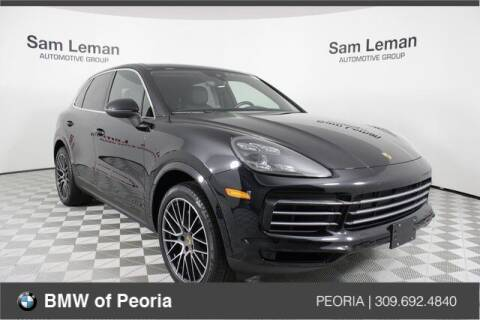 2019 Porsche Cayenne for sale at BMW of Peoria in Peoria IL