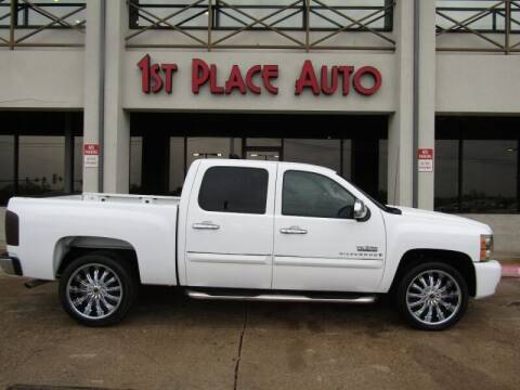2009 Chevrolet Silverado 1500 for sale at First Place Auto Ctr Inc in Watauga TX