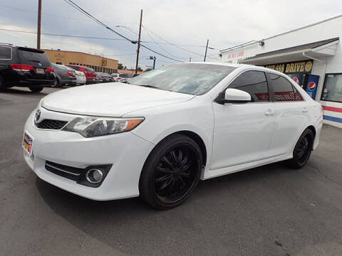 2013 Toyota Camry for sale at Tommy's 9th Street Auto Sales in Walla Walla WA