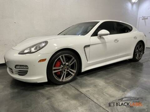 2013 Porsche Panamera for sale at BLACK LABEL AUTO FIRM in Riverside CA