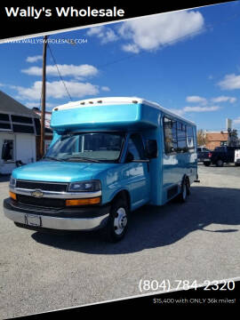 2014 Chevrolet Express Cutaway for sale at Wally's Wholesale in Manakin Sabot VA