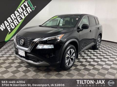2021 Nissan Rogue for sale at Virtue Motors in Darlington WI