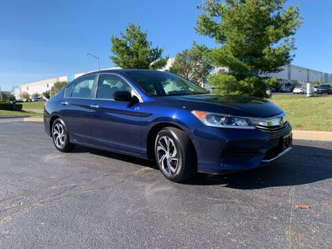 2017 Honda Accord for sale at Freedom Automotives in Grove City OH