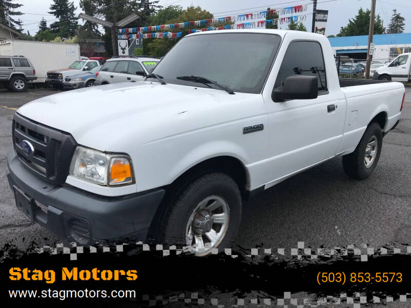2011 Ford Ranger for sale in Portland, OR