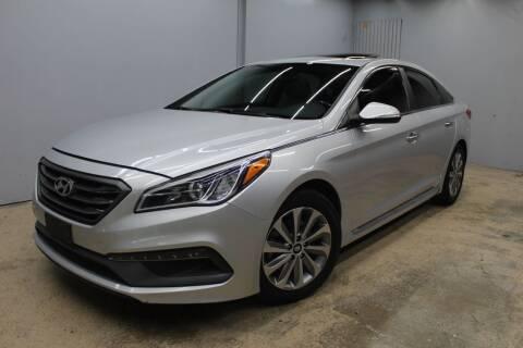 2016 Hyundai Sonata for sale at Flash Auto Sales in Garland TX
