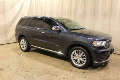 2015 Dodge Durango for sale at Autoland Outlets Of Byron in Byron IL