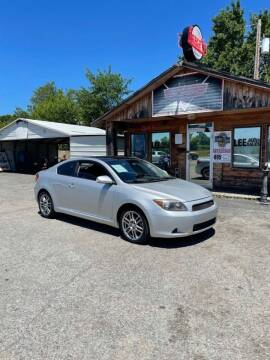 2007 Scion tC for sale at LEE AUTO SALES in McAlester OK