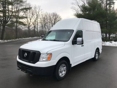 2015 Nissan NV Cargo for sale at Nala Equipment Corp in Upton MA