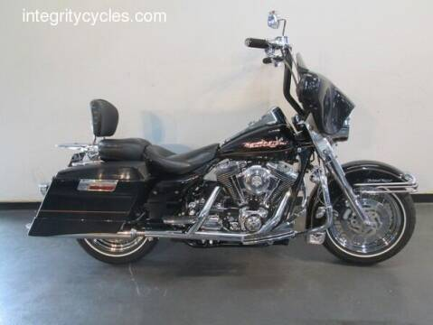 2002 Harley-Davidson Road King for sale at INTEGRITY CYCLES LLC in Columbus OH