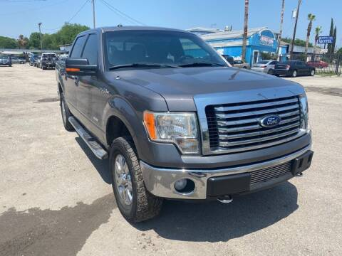 2012 Ford F-150 for sale at HALEMAN AUTO SALES in San Antonio TX