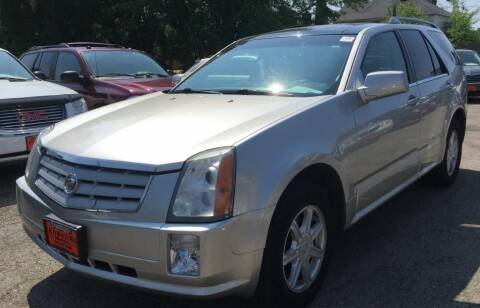 2008 Cadillac SRX for sale at Knowlton Motors, Inc. in Freeport IL