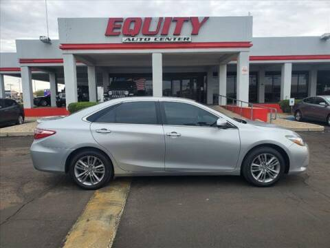 2017 Toyota Camry for sale at EQUITY AUTO CENTER in Phoenix AZ