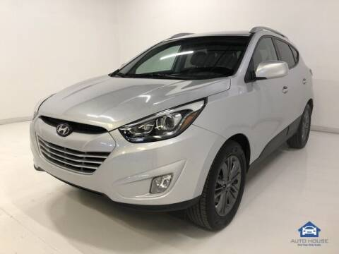 2014 Hyundai Tucson for sale at AUTO HOUSE PHOENIX in Peoria AZ