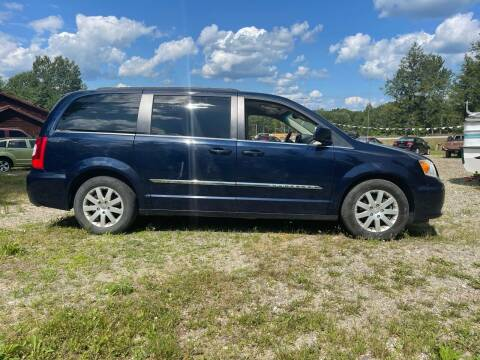 2013 Chrysler Town and Country for sale at Hart's Classics Inc in Oxford ME