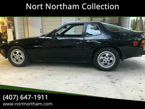 1988 Porsche 924 for sale at Nort Northam Collection in Winter Park FL