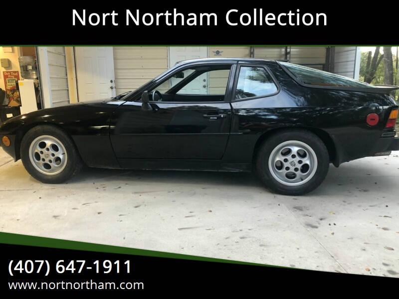 1988 Porsche 924 for sale at Nort Northam Collection in Winter Park FL