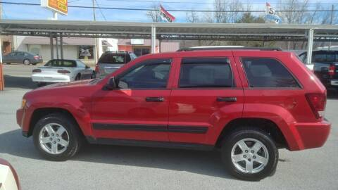 2005 Jeep Grand Cherokee for sale at Lewis Used Cars in Elizabethton TN