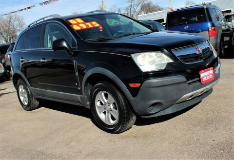 2008 Saturn Vue for sale at SOLOMA AUTO SALES in Grand Island NE