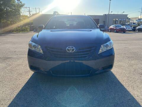 2009 Toyota Camry for sale at Platinum Cars Exchange in Downers Grove IL