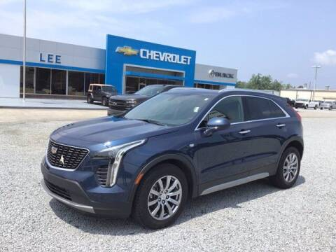 2019 Cadillac XT4 for sale at LEE CHEVROLET PONTIAC BUICK in Washington NC