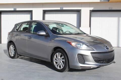 2012 Mazda MAZDA3 for sale at Avanesyan Motors in Orem UT